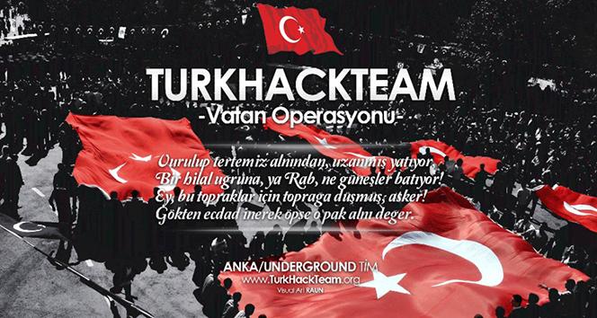Türk Hackerlar 4 bin 100 internet sitesini ele geçirdi