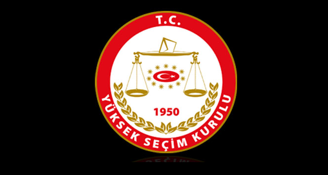 YSK'dan İyi Parti ve CHP'ye ret