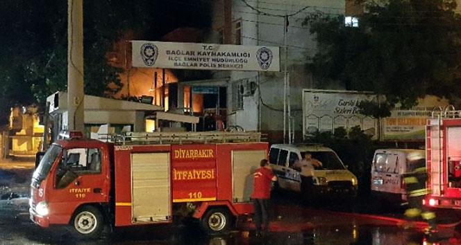 Karakola bombalı saldırı! 6 kişi zehirlendi