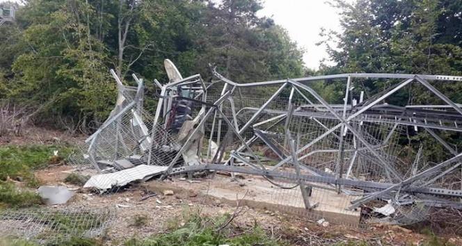 Teröristler Amanos'lardaki baz istasyonuna saldırdı