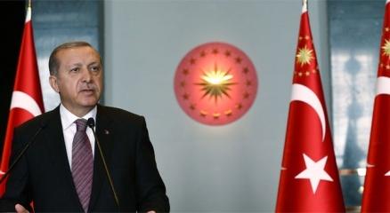 Erdoğan: Şimdi eyvallah herkes Parisi kınıyor da...