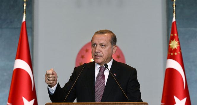 Cumhurbaşkanı Erdoğan: 'Onlar Tayyip Erdoğan'a ihanet ettiler'