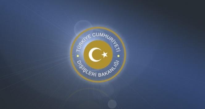 Dışişleri Bakanlığı, Libya'daki terör saldırısını kınadı