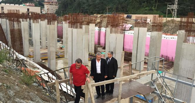 Dünyanın en modern çay paketleme fabrikası Rize'de yapılıyor