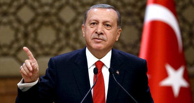 Cumhurbaşkanı Erdoğan: 'Yargının vereceği karar bu işte önünü kesebilir'