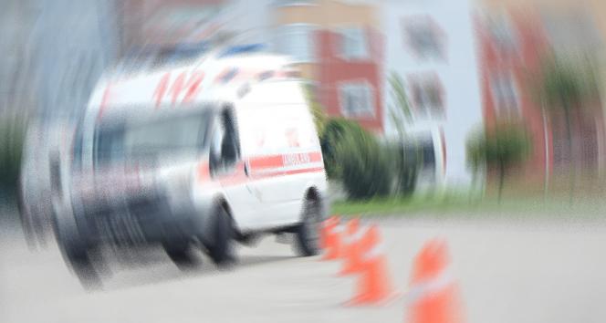 Giresun'dak, kazada 1 kişi öldü