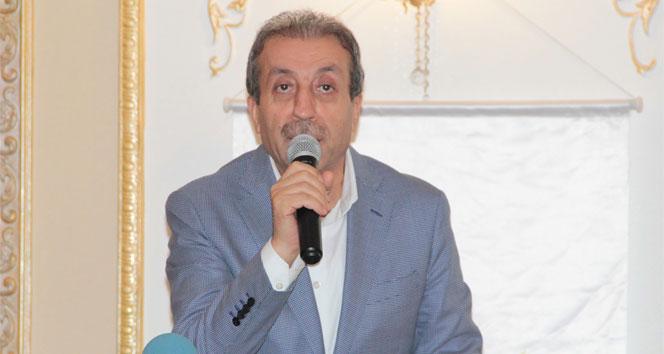 Mehdi Eker: 'Kürt meselesini, Türk sorunu oluşturmadan çözmeliyiz'