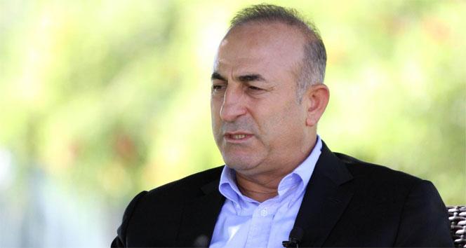 Çavuşoğlu: 'Halkların arasında oluşan bağı koparmaya kimsenin gücü yetmez'