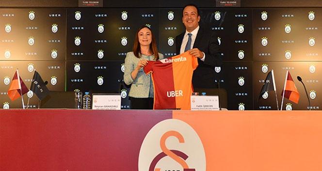Galatasaray ile Uber, TT Arena'ya ulaşım için işbirliği yaptı