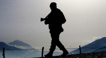 Surda çatışma: 1 polis yaralı