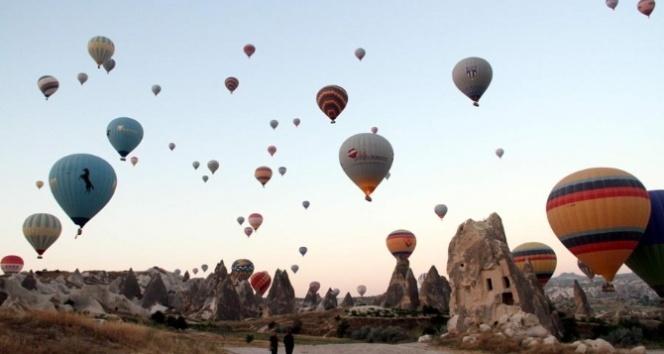 Türkiye ilk 8 ayda yaklaşık 10 milyon ziyaretçi ağırladı