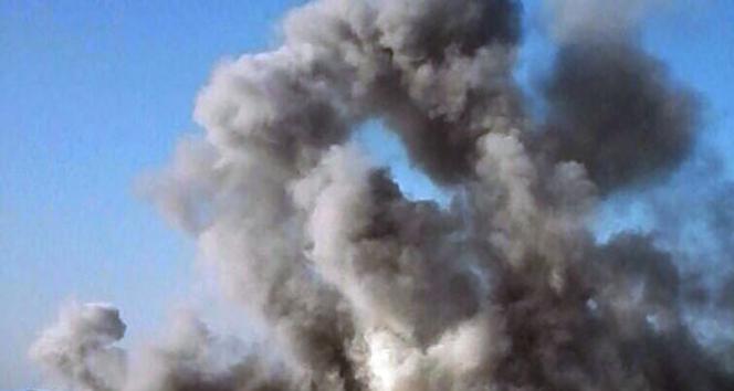 Afganistan'ın Kunduz bölgesine hava saldırısı