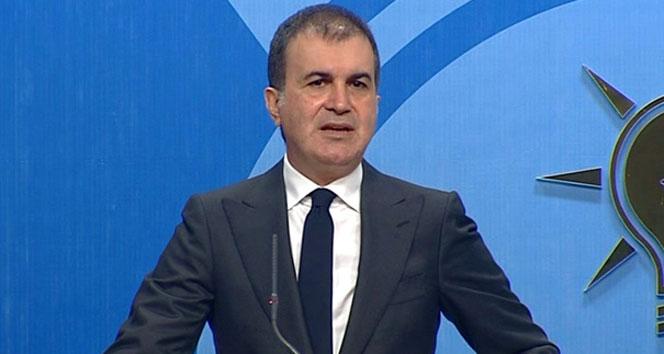 AK Parti MYK ardından Ömer Çelik'ten kritik açıklamalar