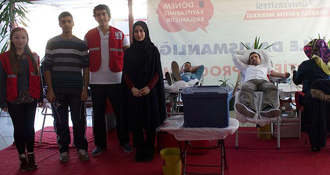 İstanbul Gelişim Üniversitesi'nde kan bağışı kampanyası