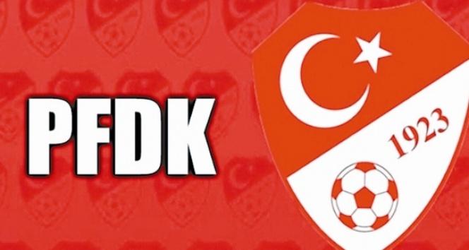 PFDK'dan Jahovic ve Adem Büyük'a 2 maç men cezası
