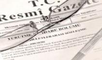 Mülki İdare Amirleri Atama Kararnamesi Resmi Gazete'de yayımlandı