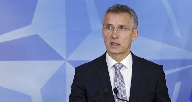 NATO Genel Sekreteri Stoltenberg: 'NATO, Türk yetkililer tarafından bilgilendirilmiştir'