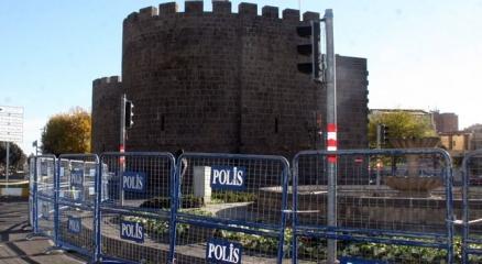 Diyarbakırın Sur ilçesinde yasak 6. gününde