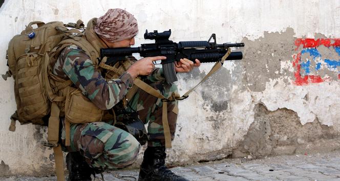 Sur'da çatışma ve patlama: 4 asker yaralandı