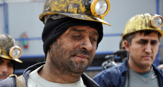 Maden kazası sonrası işten çıkarılan 2 bin 395 işçiye 102 milyon TL ödeme yapıldı