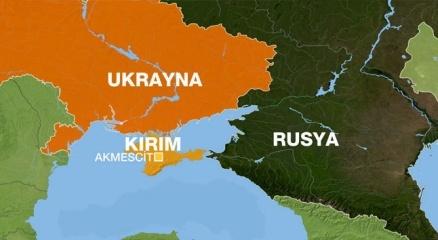 "Ukraynadan Rusyaya konsolos tepkisi: ""Provokasyon"""