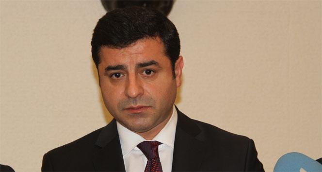 Selahattin Demirtaş'ın 'hakaret' davasının görülmesine devam edildi