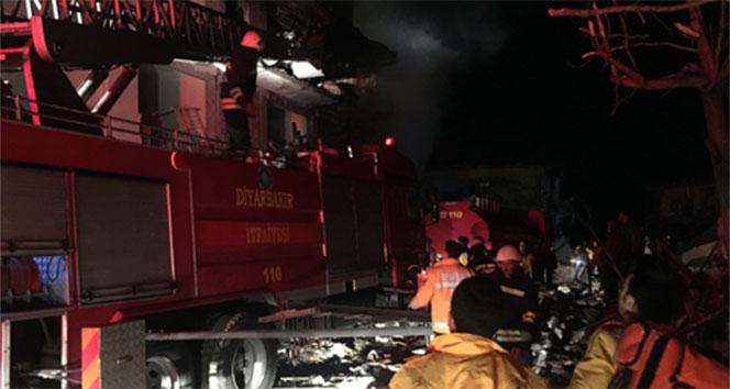 Diyarbakır'da hain saldırılar: 5 ölü, 40 yaralı