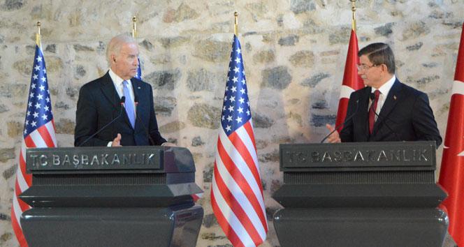 Davutoğlu: 'El Kaide ABD'de hendek kazsa...'