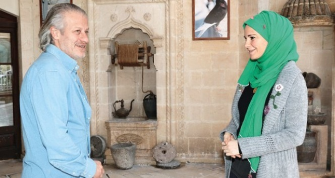 Tugay Kerimoğlu: 'Şanlıurfa'nın en çok insanını sevdim'