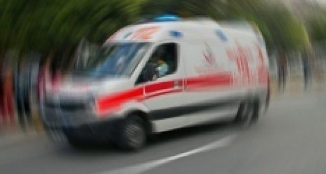 Otomobil tarlaya uçtu: 6 yaralı |Bursa haberleri