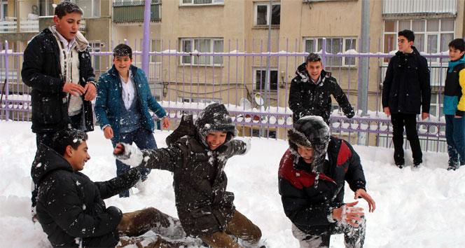 Ordu'nun 14 ilçesinde eğitime kar engeli | Ordu'da 26 Aralık okullar tatil mi?