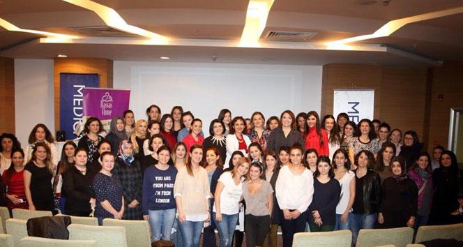 Türkiye'nin en hassas anneleri dünya kadınlar gününde Medicana'da buluştu