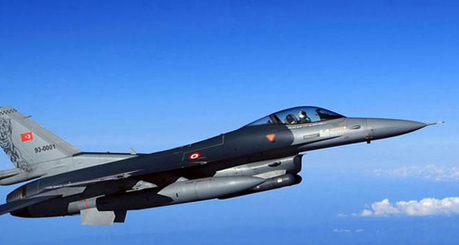 TSK: 'Kuzey Irak'taki PKK kamplarına hava harekatı düzenlendi'