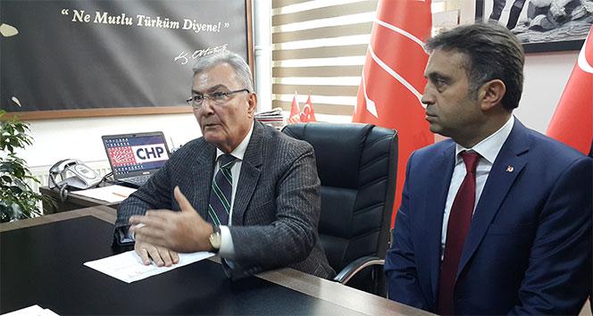 Deniz Baykal'dan darp edilen CHP'li il başkanına destek