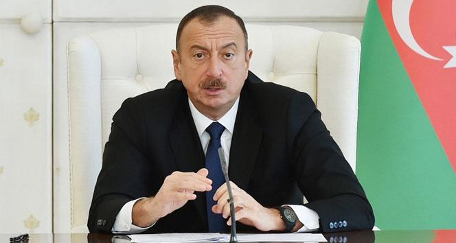 Azerbaycan Cumhurbaşkanı Aliyev, 399 kişiyi affetti