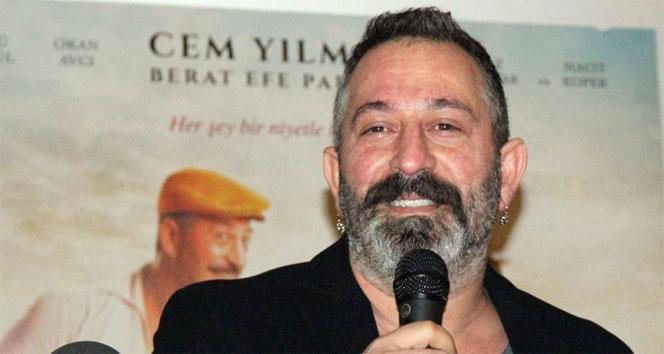 Cem Yılmaz Karakomik filmlerinin Ankara galasında