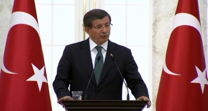 Davutoğlu'nun '1 Mayıs' memnuniyeti