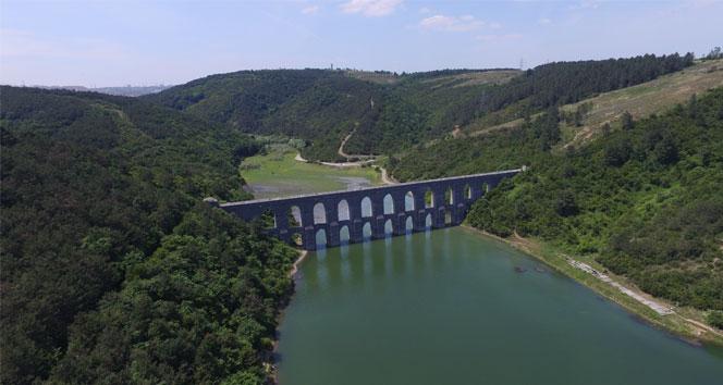 Barajların doluluk oranı düştü