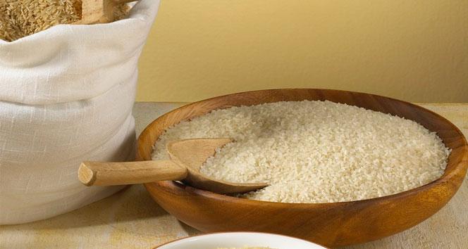 Pirinçte Çin'e bağlı değiliz.