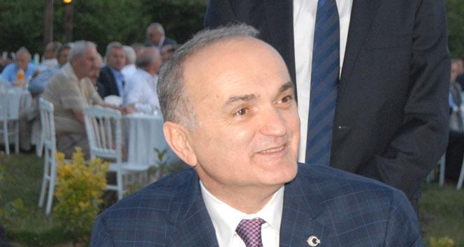 Bakan Özlü: 'Türkiye'nin önündeki en önemli konu...'