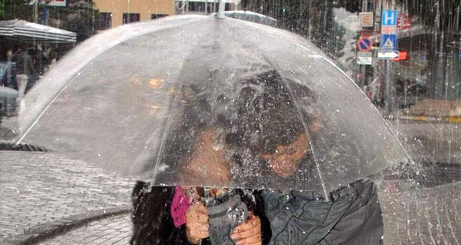 Meteoroloji'den kritik uyarı: Kuvvetli yağış geliyor  14 Haziran Perşembe