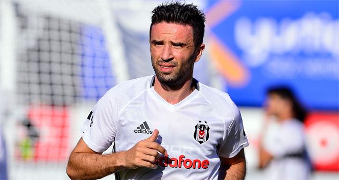Gökhan Gönül, Beşiktaş'a veda etti