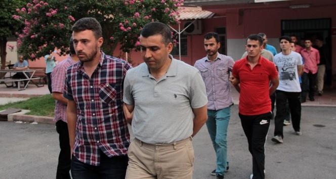 İncirlik Üssü'nde 7 asker gözaltına alındı