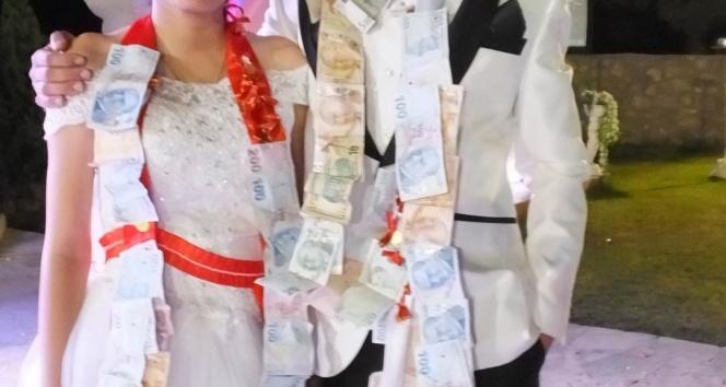 İptal olan düğünün parasını salon sahibinden geri aldı