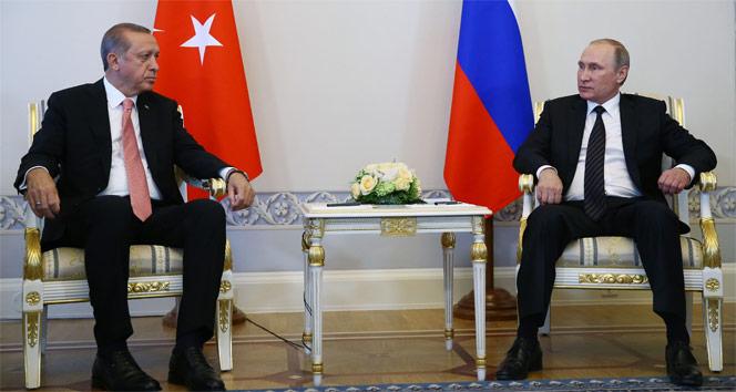 Rusya Devlet Başkanı Putin 8 Ocak'ta Türkiye'ye gelecek