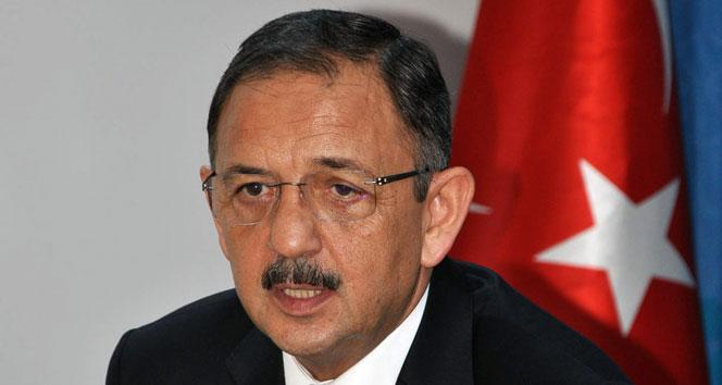 Bakan Özhaseki: 'Türkiye'de kentsel dönüşüm artık bir gereklilik'