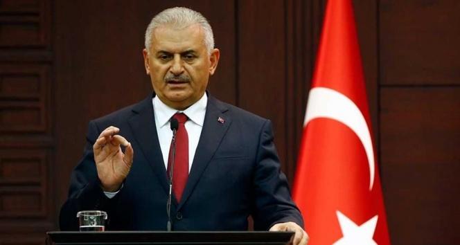 Başbakan Yıldırım: Efkan Ala görevini bıraktı