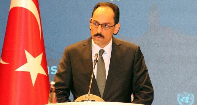 İbrahim Kalın: 'ABD, Türkiye'yi tamamen kaybetme riskiyle karşı karşıyadır'