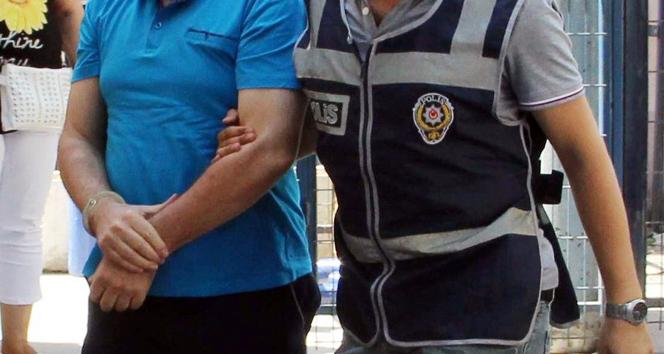 Gaziantep'te FETÖ'den 20 tutuklama