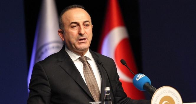 Bakan Çavuşoğlu: Suriye'de bundan sonraki hedef Rakka operasyonudur